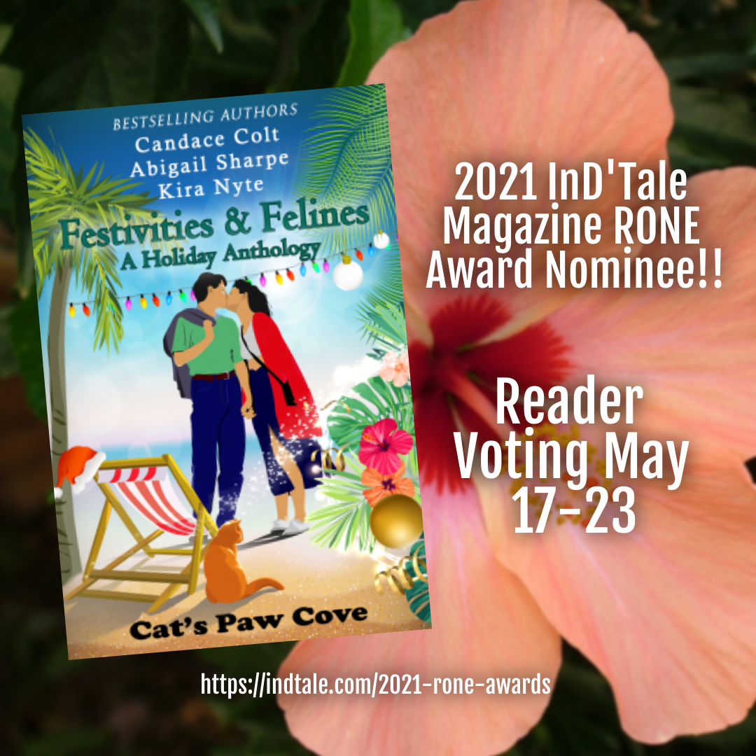 2021 InD'Tale RONE Award Nominee!